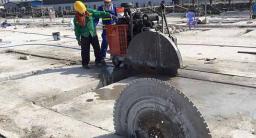 Nhà thầu khoan cắt bê tông uy tín nhất Thủ đô